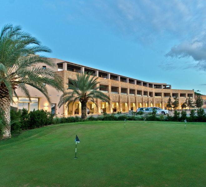 Ξενοδοχείο γκολφ
