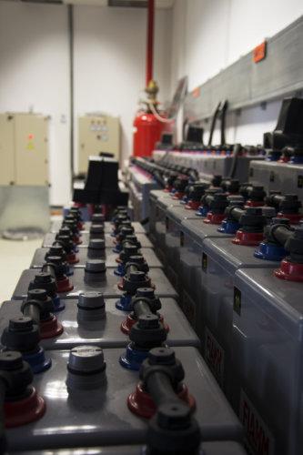 Τοποθέτηση μετασχηματιστή ισχύος σε σταθμό ΟΤΕ